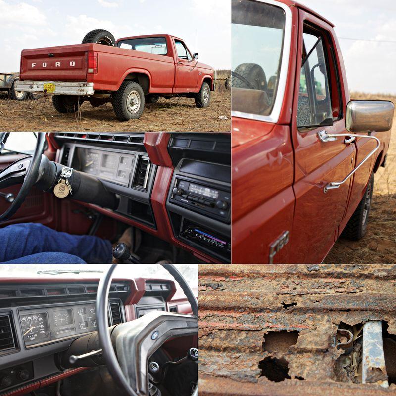 Collage truck