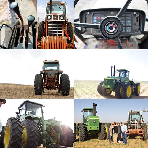 Collage tractors 001
