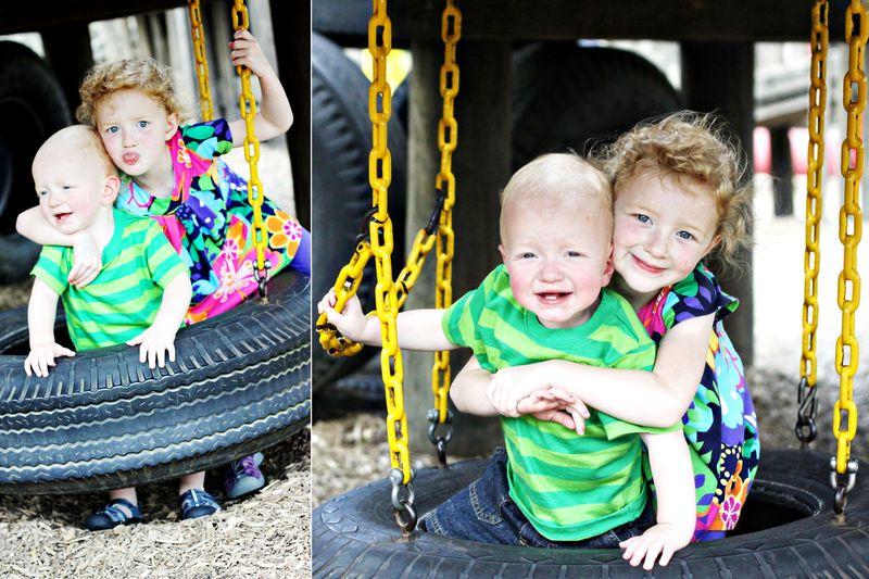 Collage park kids