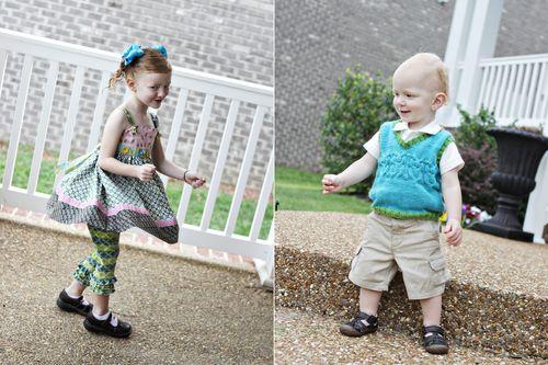 Easter kids