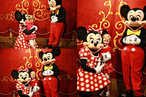 Collage minnie